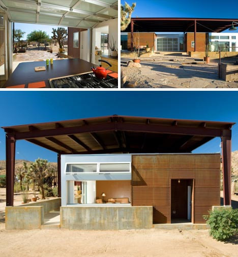 Tucson Eco Village Concept Housing
