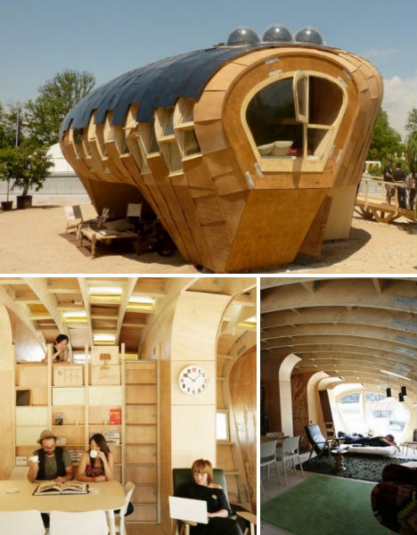 Tucson Eco Village concept housing - dream big for the future on shelter home designs, straw bale home designs, rammed earth home designs, earthship home designs, stucco home designs, cob home designs, earthbag home designs, adobe home designs,